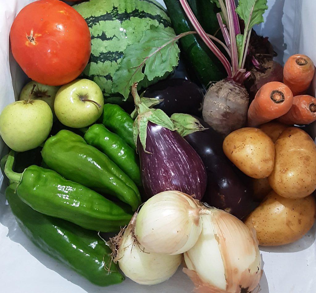Verduras Ecológicas Córdoba