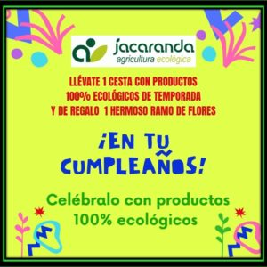 Cesta de Cumpleaños + Ramo Floral